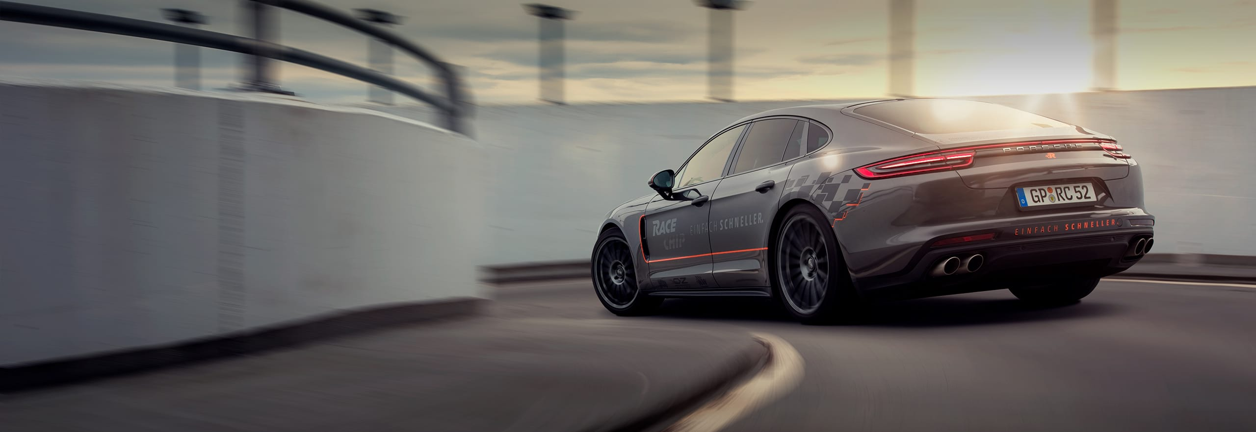 Porsche Chip Tuning - Performance Chip by RaceChip